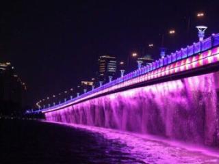 9.20夜徒金鸡湖,欣赏璀璨湖畔夜景