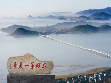 6/23寻觅太湖美景+徒步渔洋山~香雪海