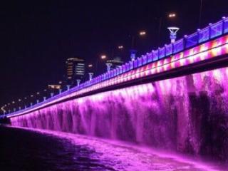 9.13夜徒金鸡湖,欣赏璀璨湖畔夜景