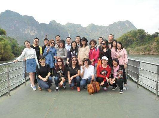 4月26日大新明仕壮族民居博物园游玩