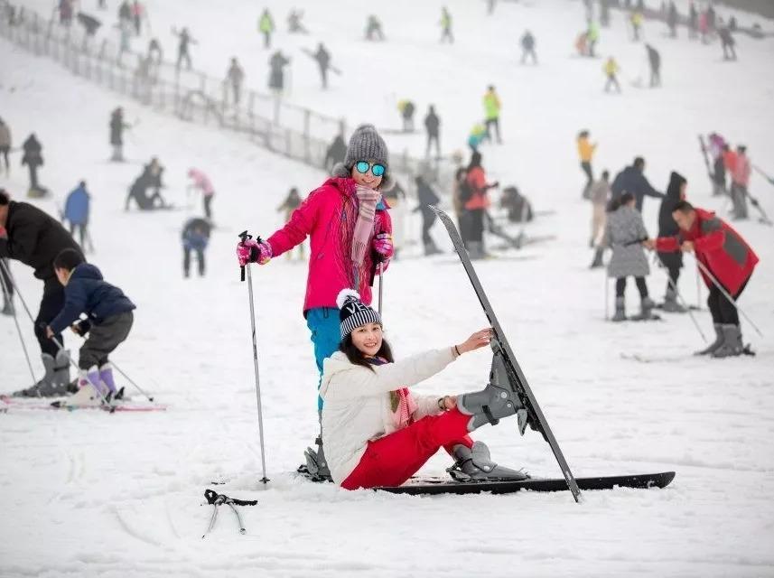【景绣江山卡】1月4号徐州大景山滑雪一日