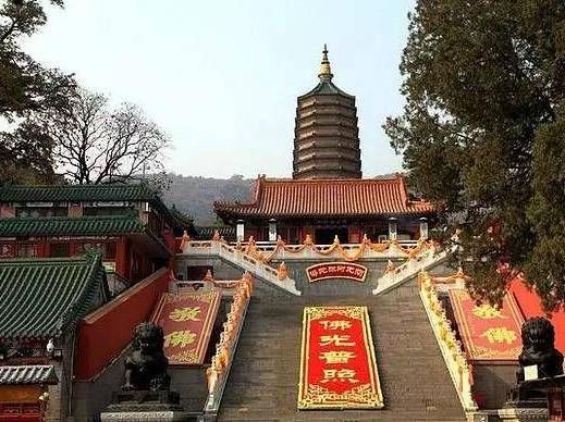25日周日,香山——八大处,新年登山祈福
