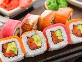 美食趴 —寿司派对