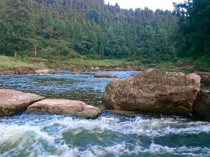 漫步最美的河畔—太和