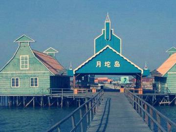 五一2日,月坨岛,夜游滦州古城