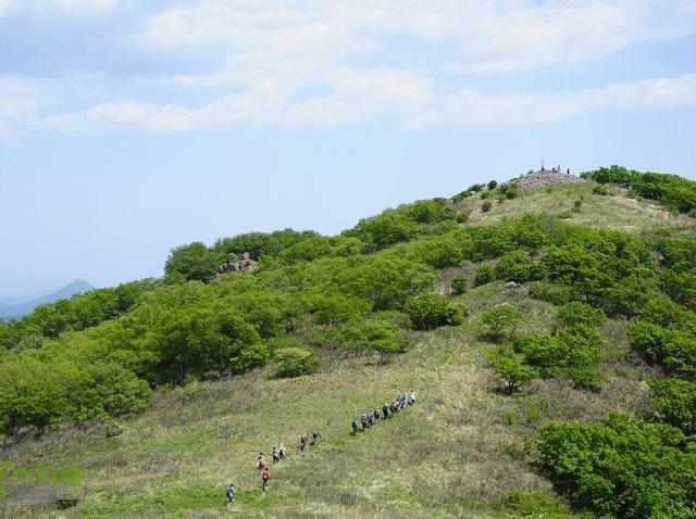 6月1日凤凰坨山一日登山穿越