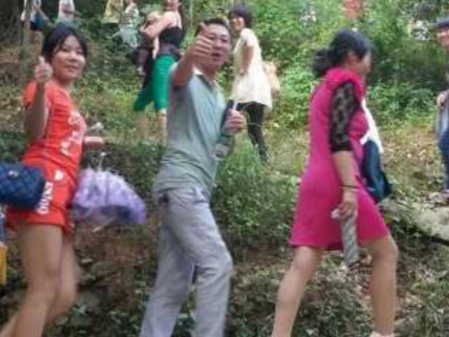 在九江,一边旅游一边脱单-报名加群