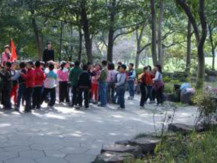 在九江,游公园,求偶遇,邂逅你的TA <br>