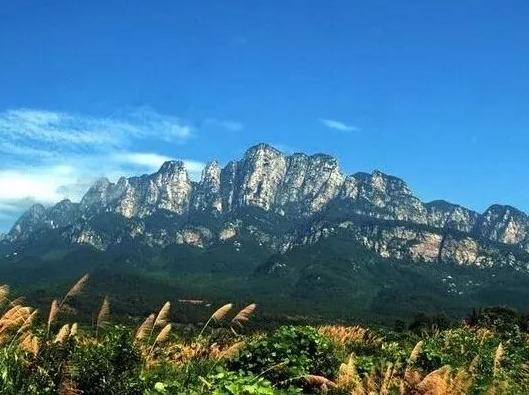 9月21日-22挑战庐山幡杆峰特价399