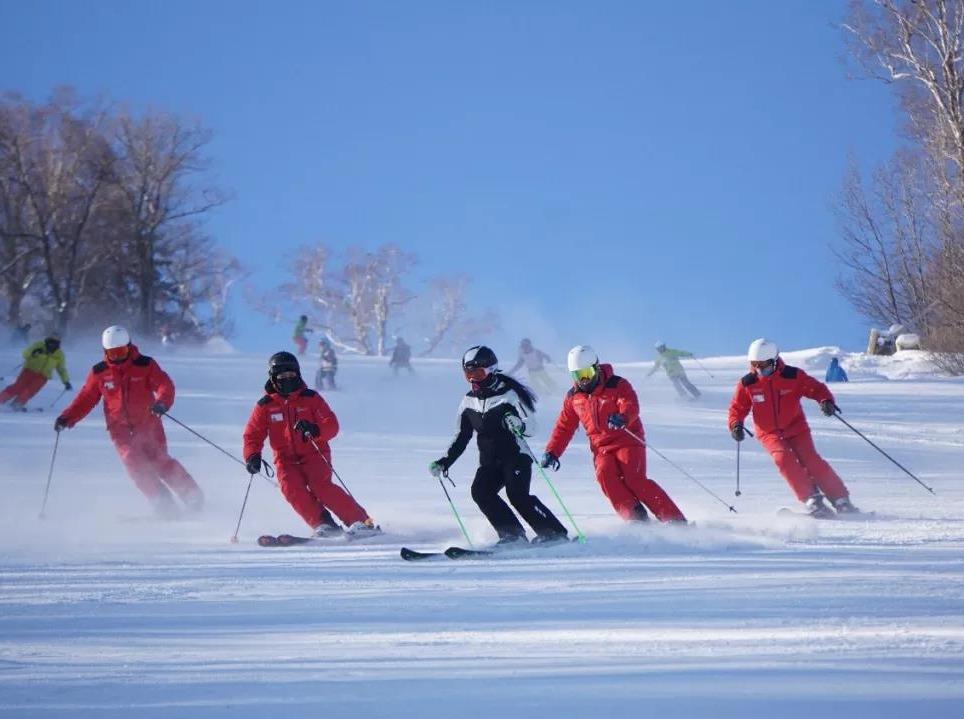 绿葱坡滑雪场+纯天然温泉2日游特价598