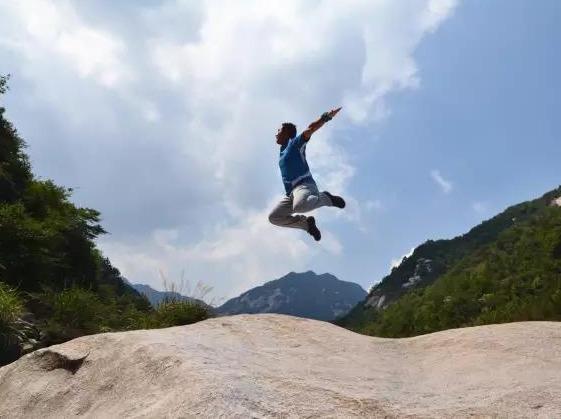 11月17日仙女岩户外攀岩一日游