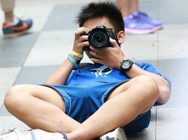 周六 专属摄影师 沙面异国风情 艺术照  摄影活动
