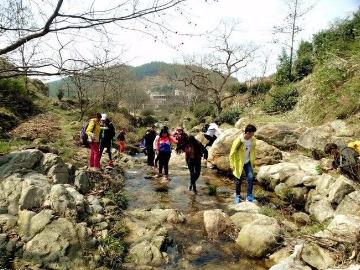 4月3号探秘长岭关-寻幽吊桥沟穿越一日行