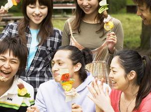 每人一份拿手菜—野外吃吃玩玩吧