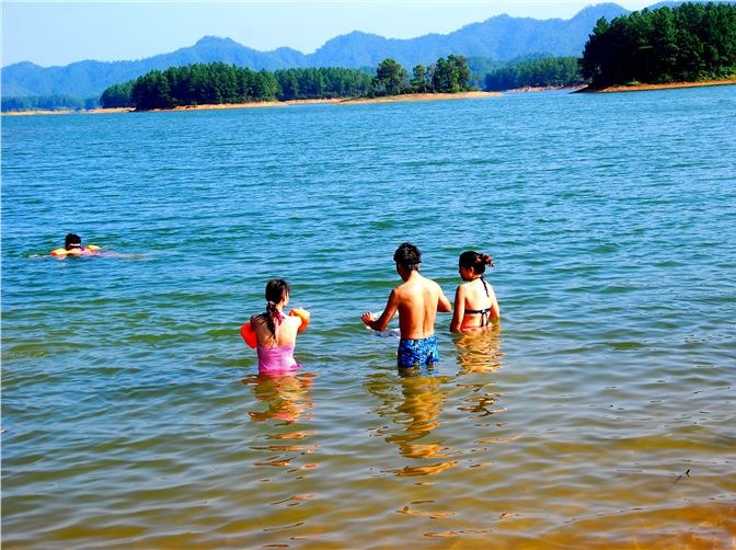 端午活动:台山十字河+千岛湖野炊露营游水