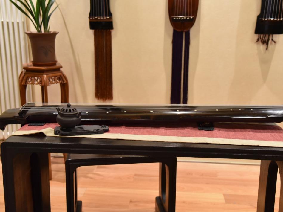七徽琴社古琴体验课