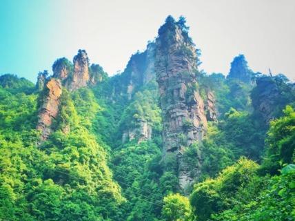 激情芙蓉镇寻槟榔谷天使之门开启地心探险
