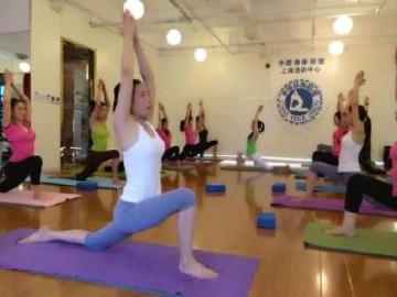 来学瑜伽吧,提升你的气质