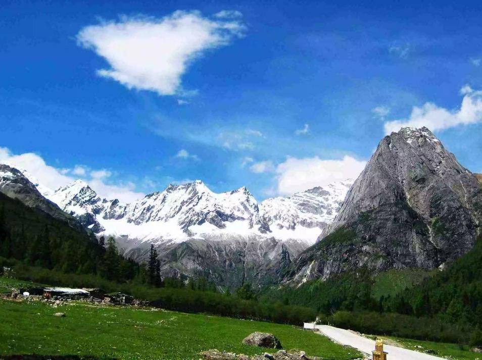 【端午第一期四姑娘山】东方的阿尔卑斯山