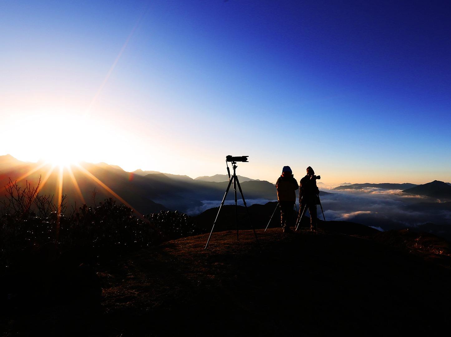 端午最后一期达瓦更扎,最美的云海天堂