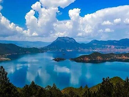 国庆泸沽湖四日游,摩挲女儿国之旅