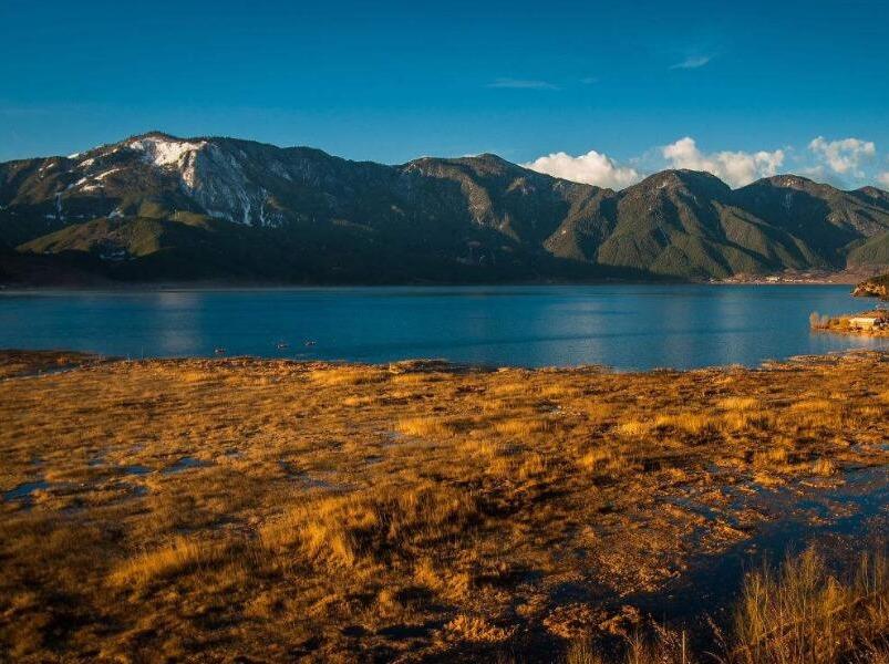 元旦第一期冶勒湖两日游,最原始秘境