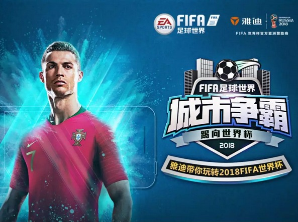 FIFA足球世界城市赛