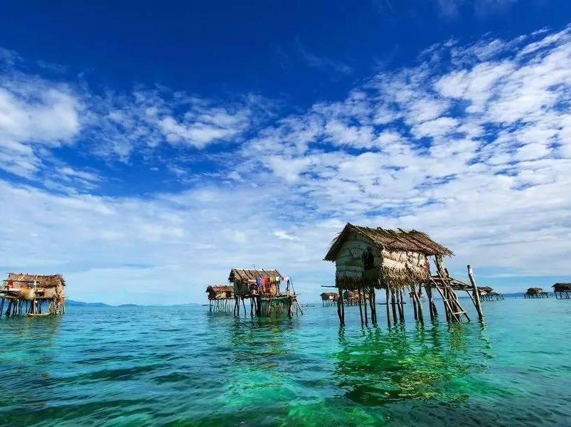 激情夏日,咱们一起去仙本那浮潜跳岛