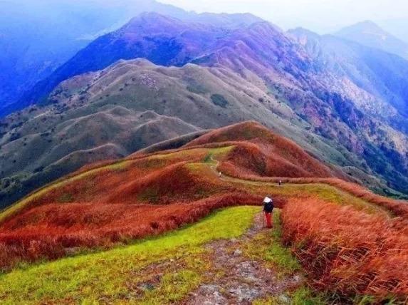惠州大南山-穿越珠三角最美高山草原