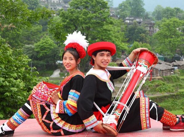 元旦节假期相约小桂林英西峰林 千年瑶寨