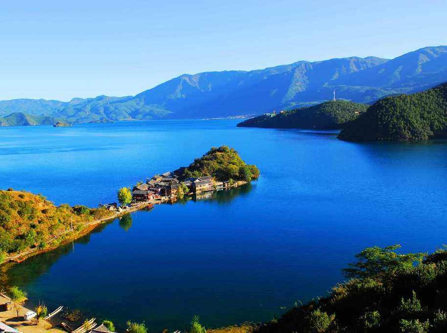端午节泸沽湖一起畅游中国情人海