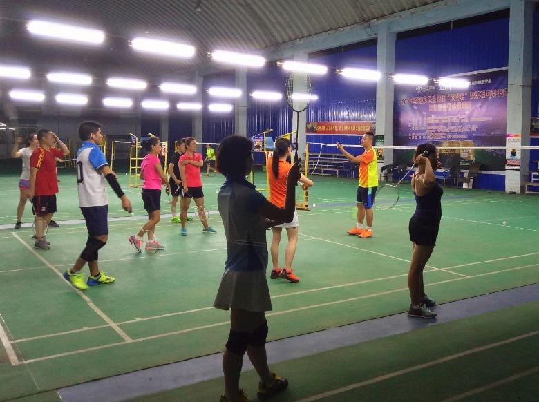 羽毛球分享+教学(公益免费)