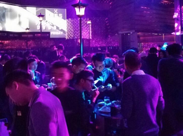 每周三sos酒吧单身男女交友party