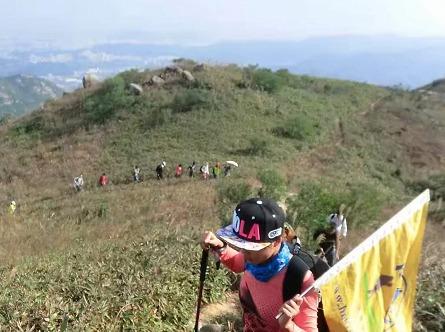 5月12日珠海第一峰黄杨山穿越
