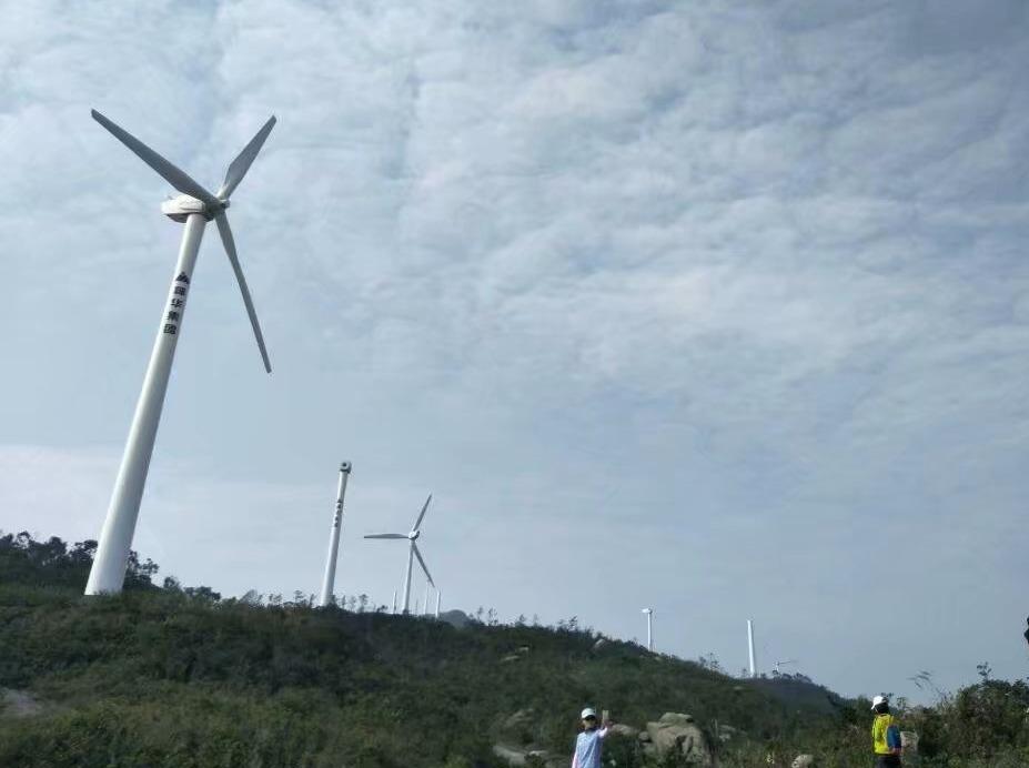 6月8日珠海风车山穿越