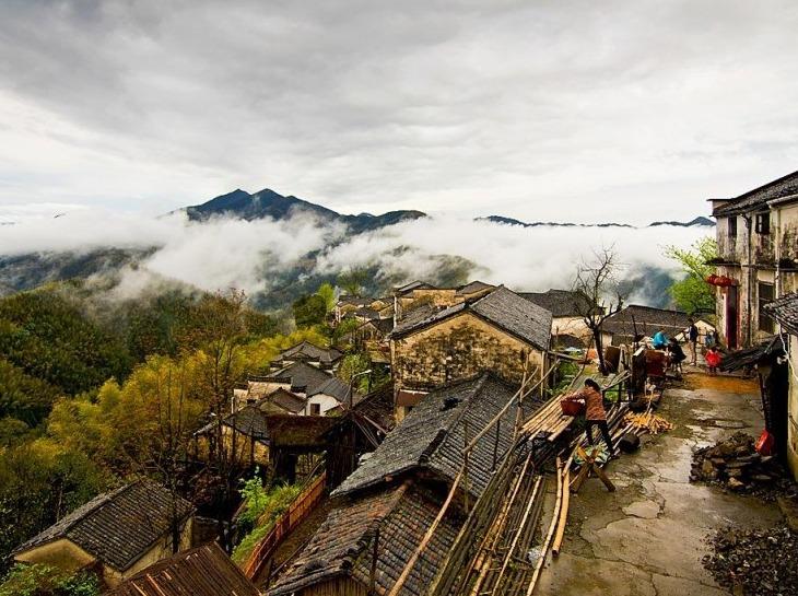 五一   寻访徽州最美的高山村落-木梨硔