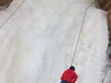 楼房沟冰降