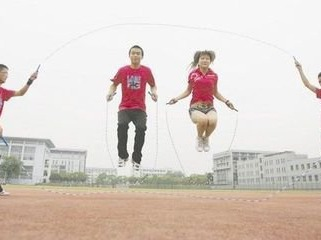 9月17日跳绳友谊赛