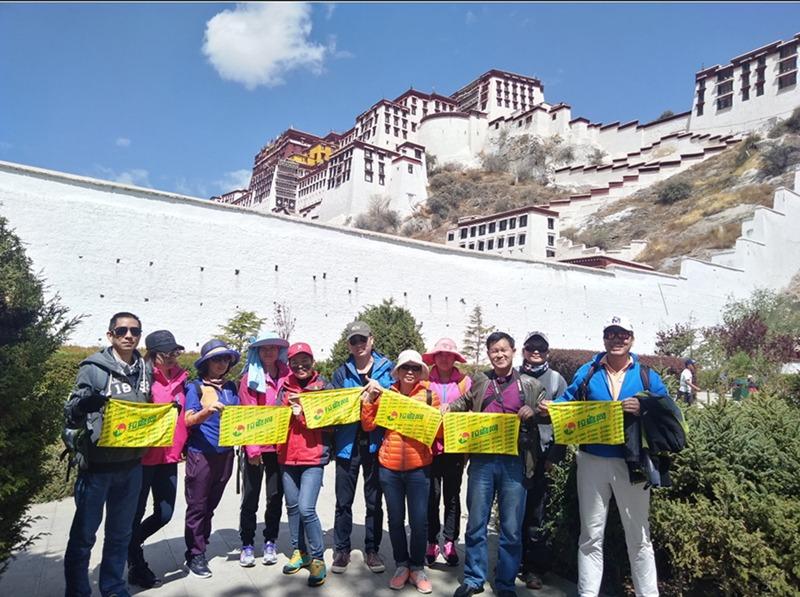 7月7日深圳出发,牛叔带你畅游西藏。