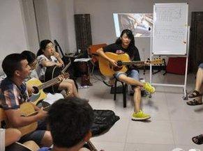 免费 吉他 尤克里里教学课