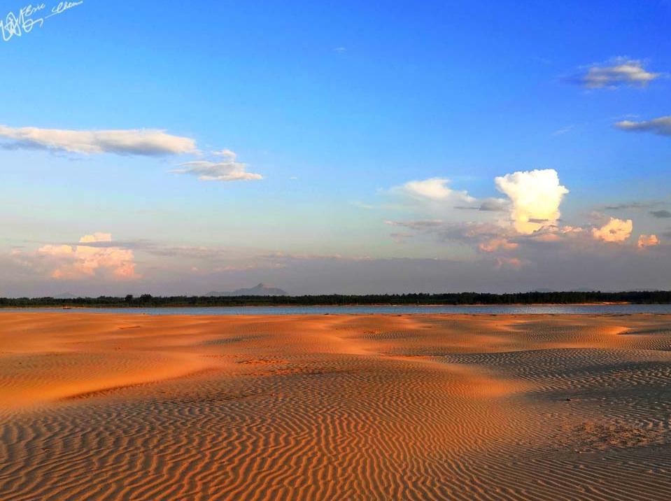 国庆沙滩露营走起