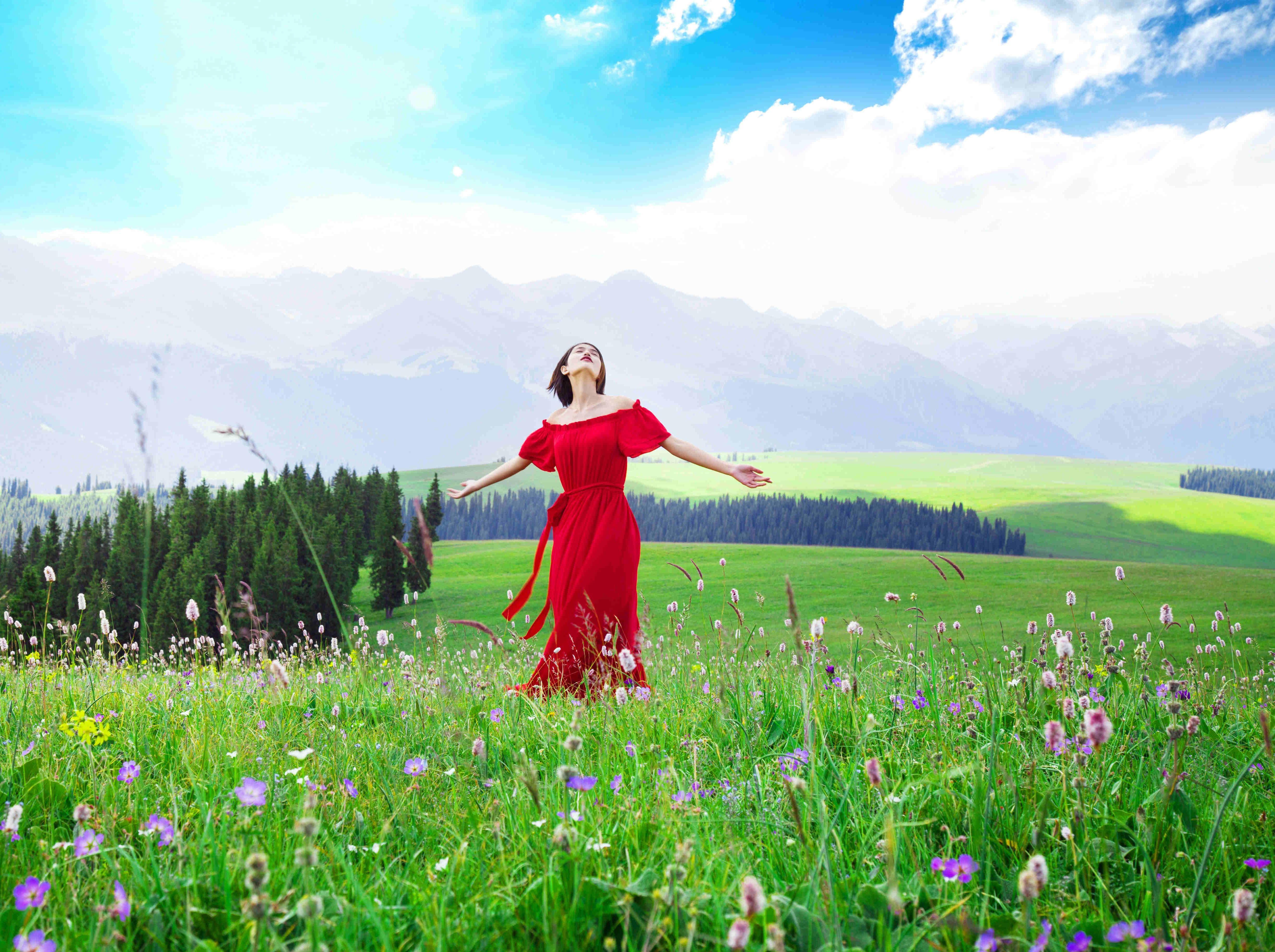 世界自然遗产 |新疆库尔德宁 喀拉峻徒步