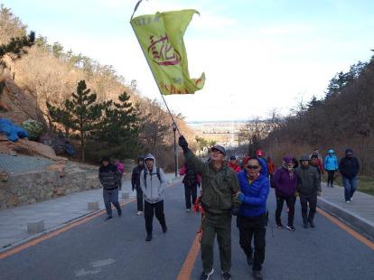 12月20日韩家屯一北路徒步活动召集