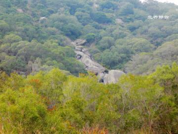 攀爬滚蛋谷徒步东坪山