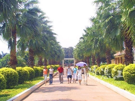 6月24日相约南亚热带植物园游玩