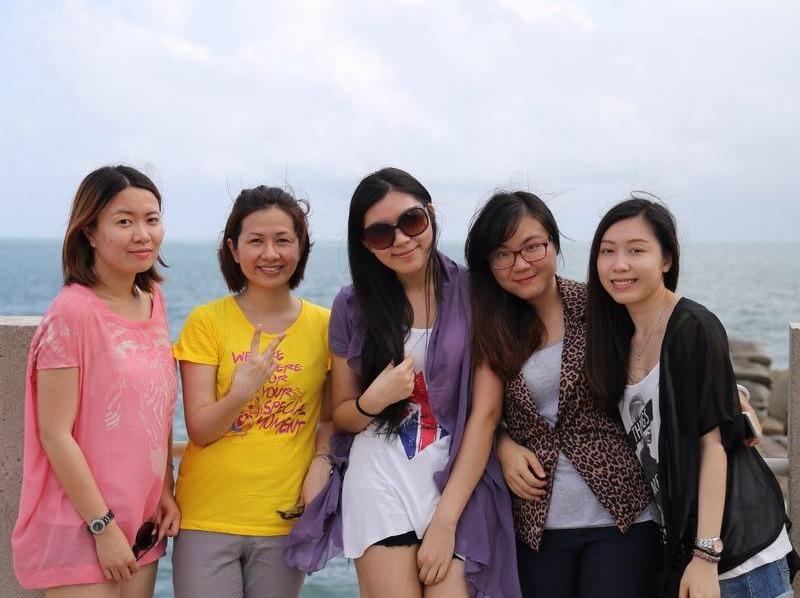 7月29日相约红海湾游玩