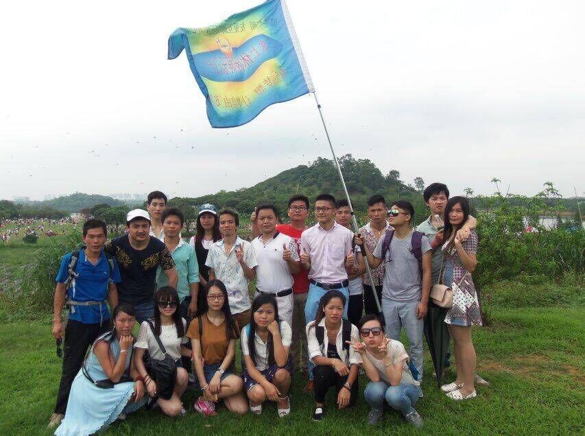 3月18日东兴屏峰雨林公园游玩