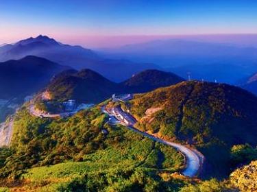 相约广东第一峰游山玩水