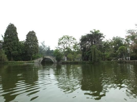 3月25日榕江西湖公园游玩