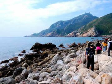3月12日(周日)东西冲最美海岸线穿越